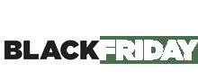 Logo de Viernes Negro