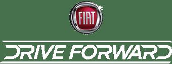 Logotipo de Drive Forward deFiat.